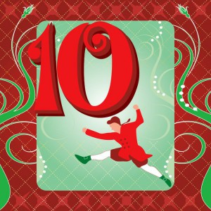 10th Day of Christmas